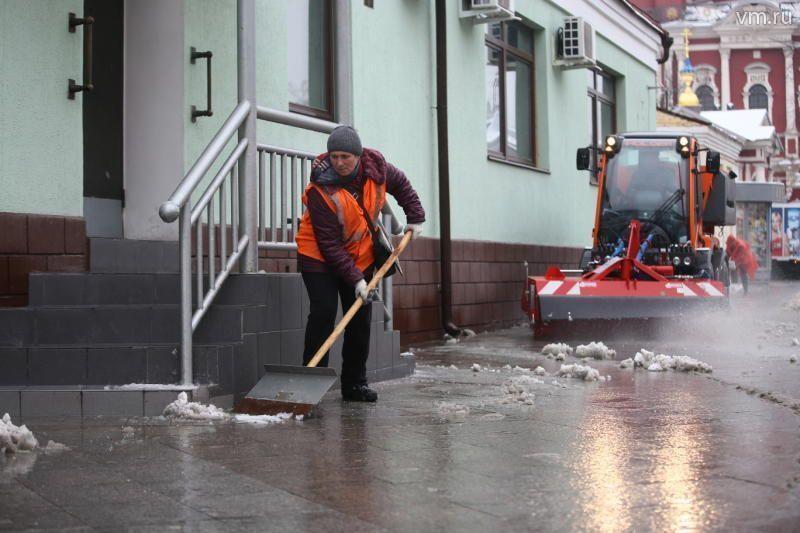 Пользователи «Нашего города» жаловались на  неубранный снег