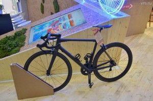 Новая Москва представила техноновинки, разработанные или внедряемые при участии наноцентра «Техноспарк»: биоорганическую жидкость для прочистки труб отопления, сверхлегкий каркас велосипеда и антивандальные кресла из композитных материалов