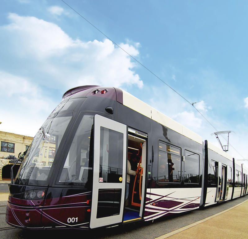 В поселениях Десеновское и Сосенское проложат трамвайную линию