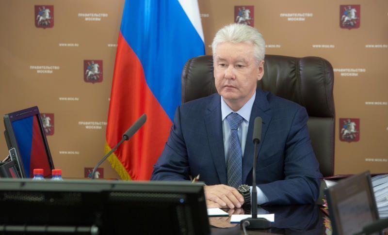 Собянин подписал указ об уменьшении зарплаты членов правительства Москвы на 10%