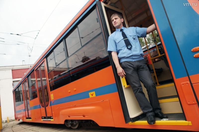 День московского транспорта пройдет в столице