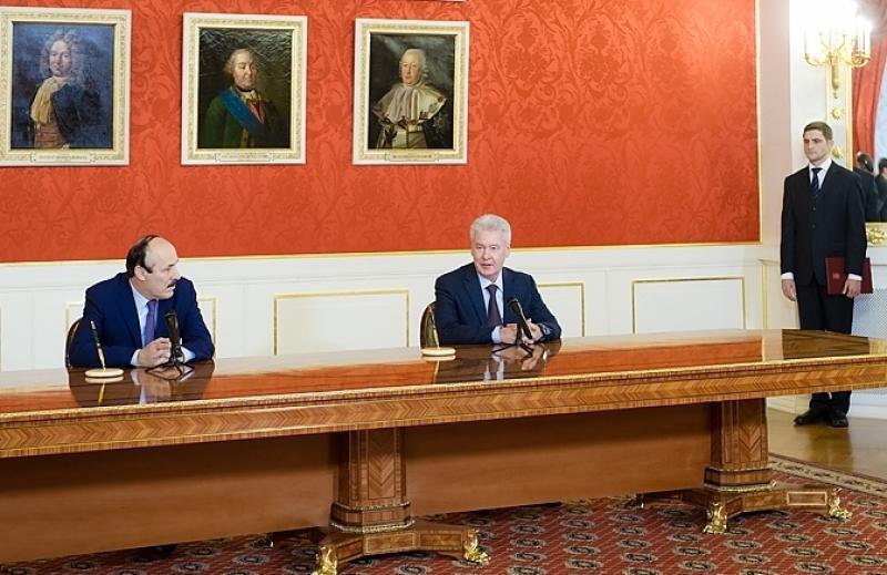 Мэр Москвы и глава Республики Дагестан договорились о сотрудничестве