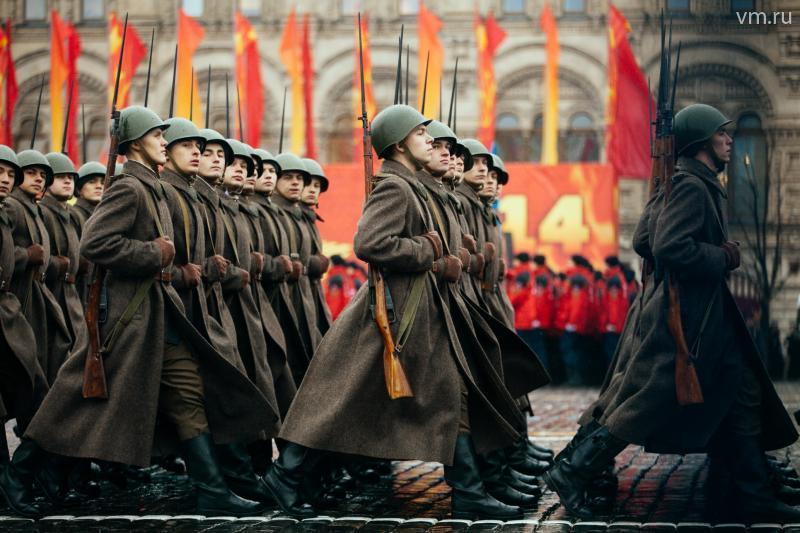 «Активные граждане» смогут попасть на генеральную репетицию Парада Победы