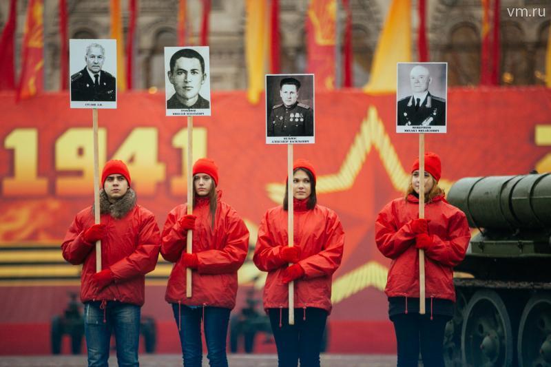 Победители акции «На парад!» смогут подарить свои билеты на репетицию парада ветеранам ВОВ