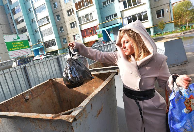Инспекторы научат выбрасывать мусор