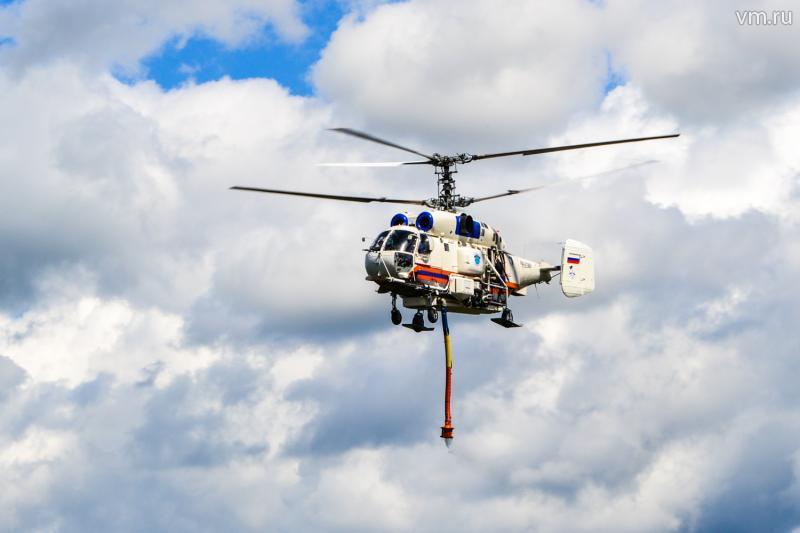 Ремонт не обойдет и вертолетную площадку