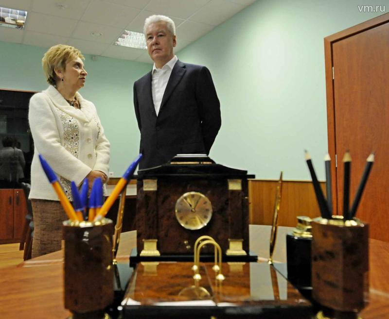 Мэр Москвы осмотрел новое здание Бабушкинского районного суда