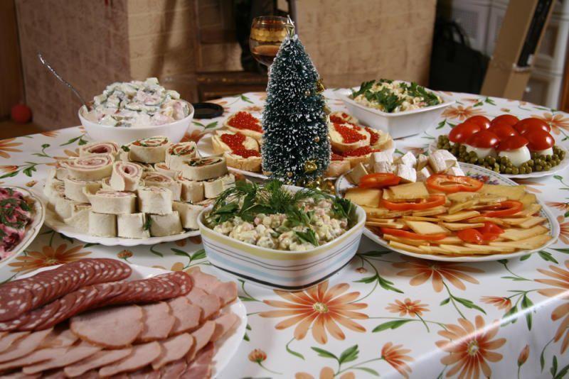 Соль новогоднего стола