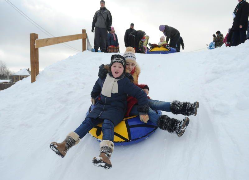 Места для зимнего отдыха опубликованы в новой версии Портала открытых данных