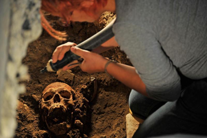 Ищем следы предков