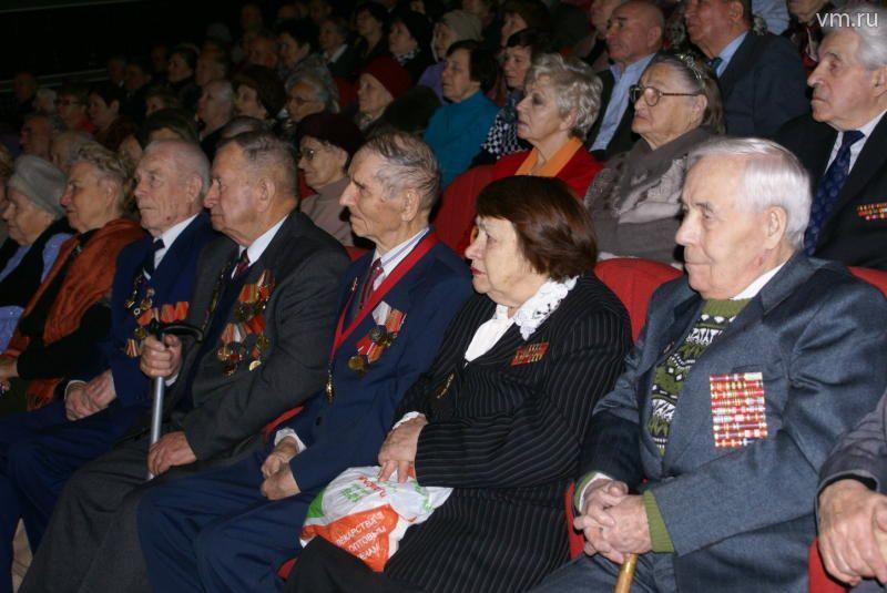 Троицк наградит ветеранов