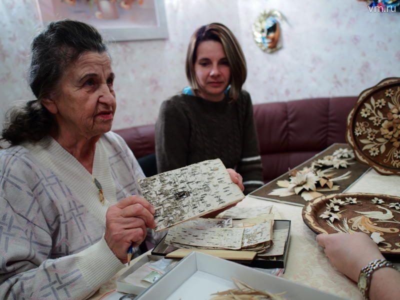 Мастерица из Ватутинок покорила посетителей ВДНХ