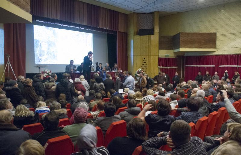 «Киноклуб Новой Москвы» открыл новый сезон