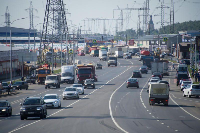 Строительство дороги «Коммунарка-Южное Бутово» потребовало изъятия 25 участков