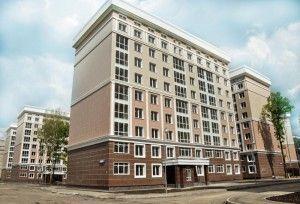 Строительство идет полным ходом: например, в этом году в строй введено 7 корпусов ЖК «Николин парк»