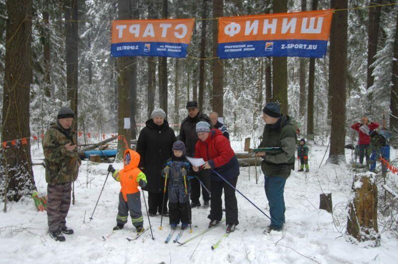 Жители Рязановского хотят участвовать в семейных стартах