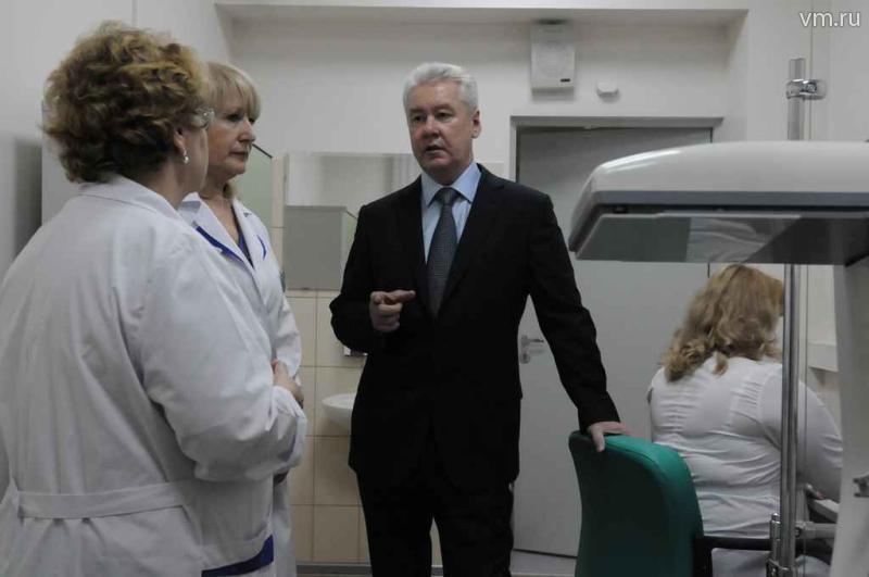 Сергей Собянин: Модернизация поликлиник расширяет их возможности