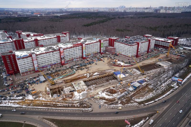 В Новой Москве вводится в эксплуатацию бизнес-парк «К2»