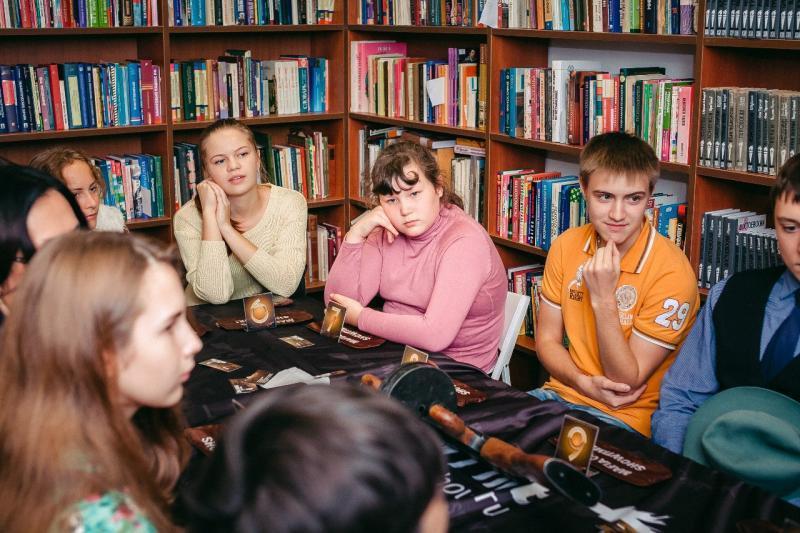 В Щербинке завершилась «Неделя детской книги»
