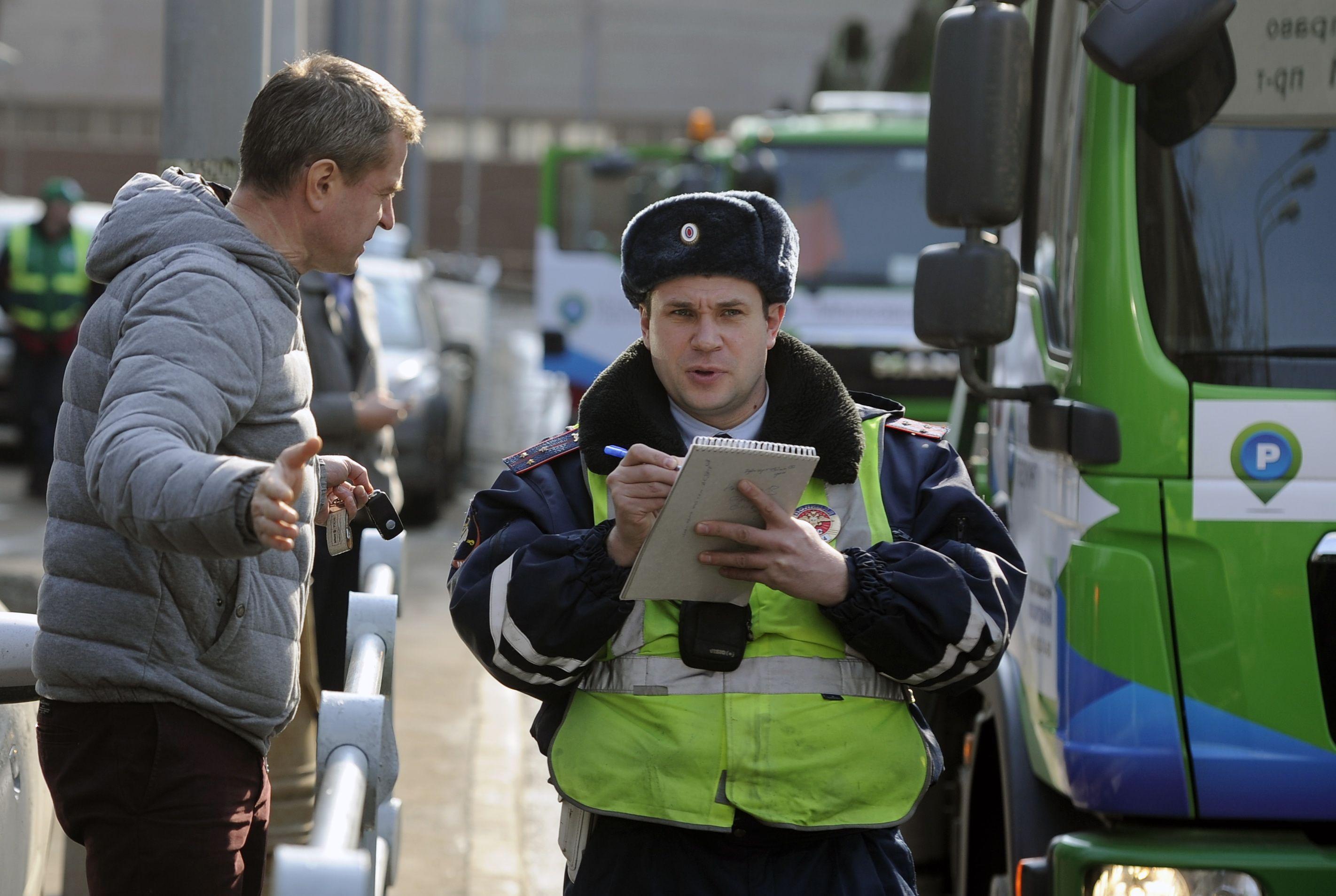 Сотрудники ГИБДД провели рейд «Пешеходный переход»