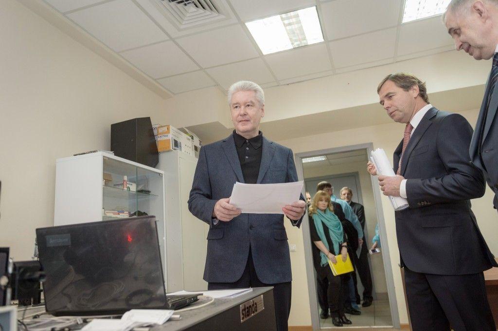 Сергей Собянин открыл первый в Москве центр разработки кондитерских изделий