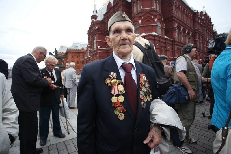 В  список проекта «Бессмертный полк - Москва» попало более 50 тысяч имен