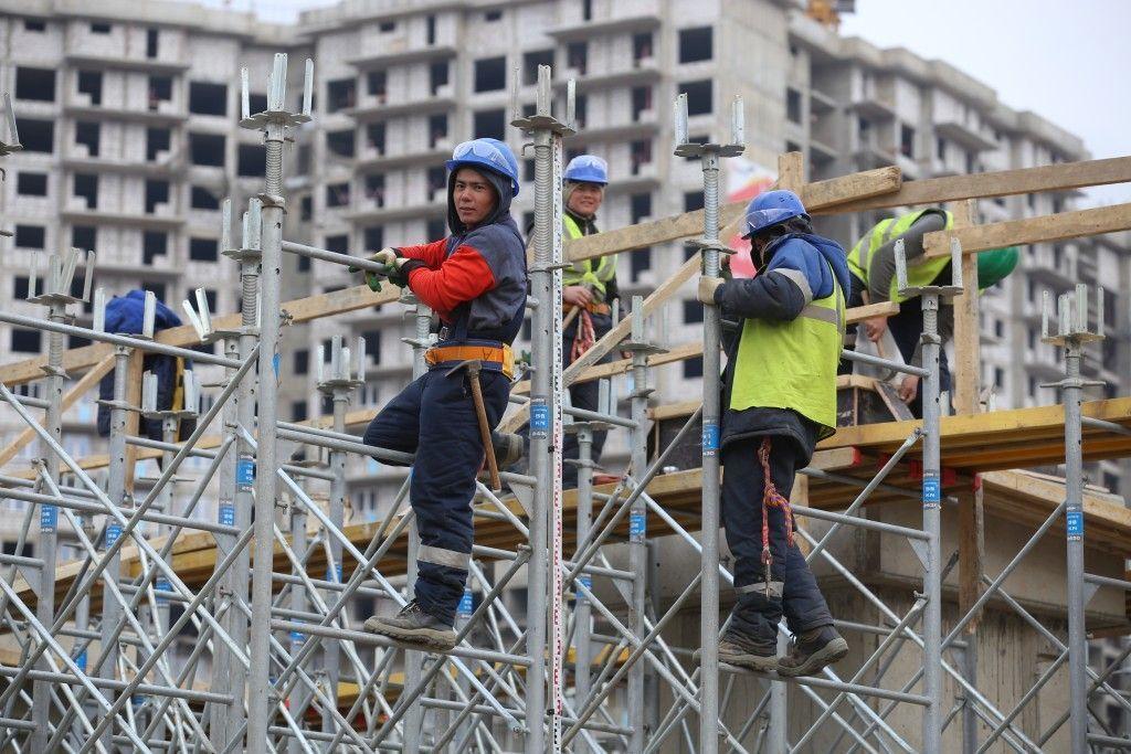 В  поселении Марушкинское построят склад мелкооптовой и розничной торговли