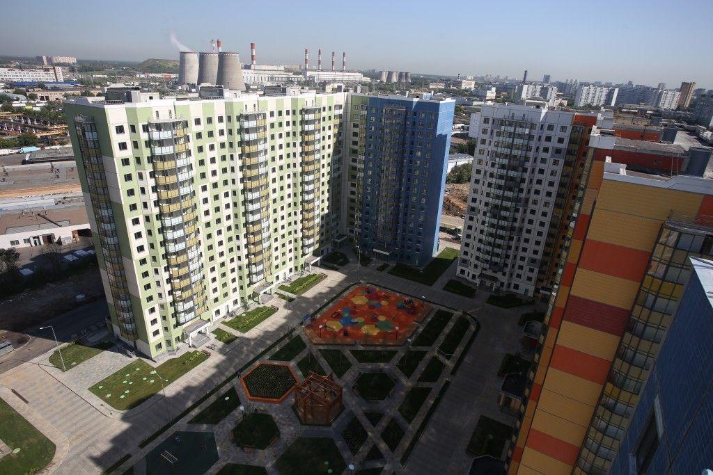 В поселении Десеновское построят жилой квартал