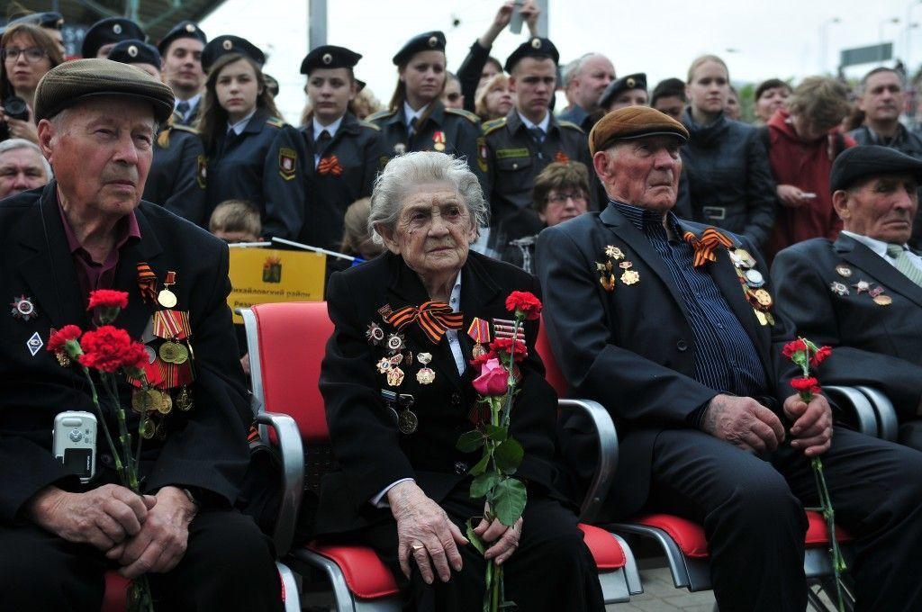 Все ветераны поселения Роговское получили юбилейные медали