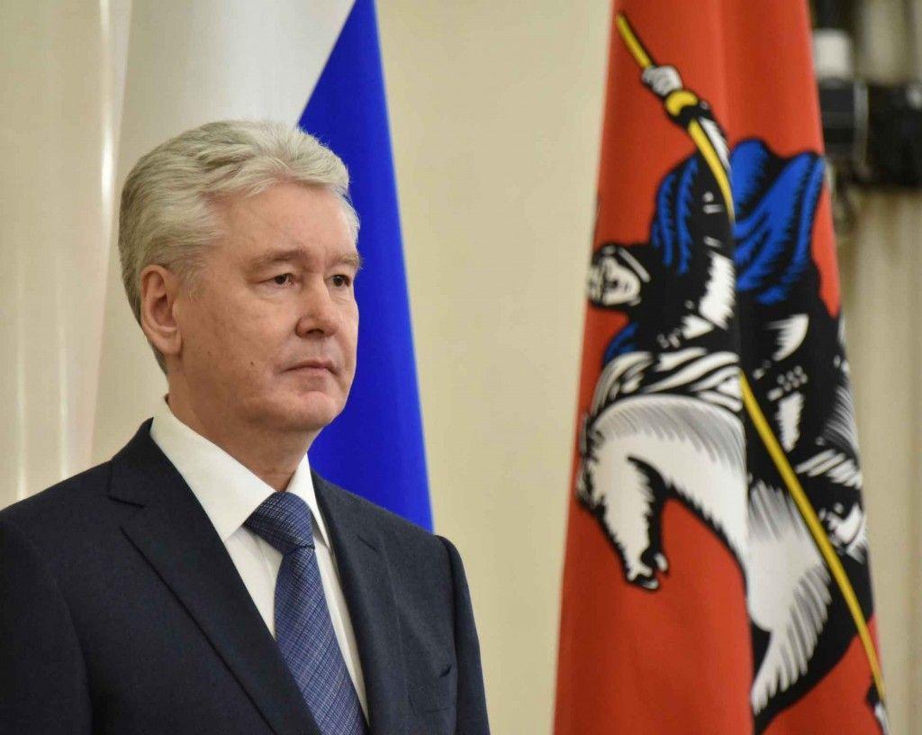 Мэр Москвы уверен, что все готово в столице к 70-летнему юбилею Победы