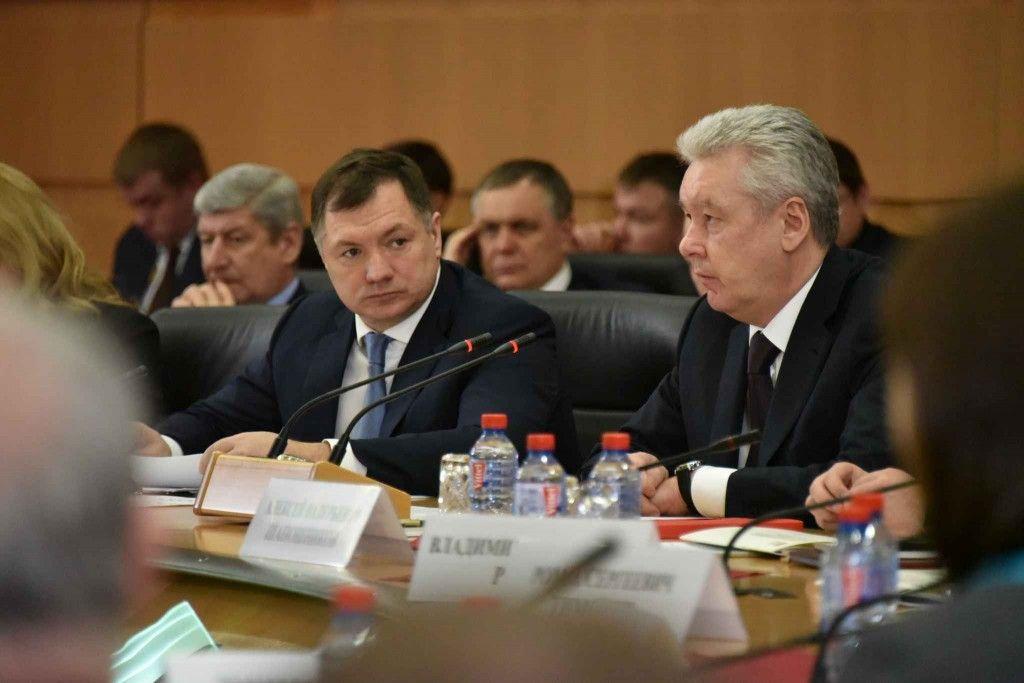 Сергей Собянин поручил взять под особый контроль долевое строительство