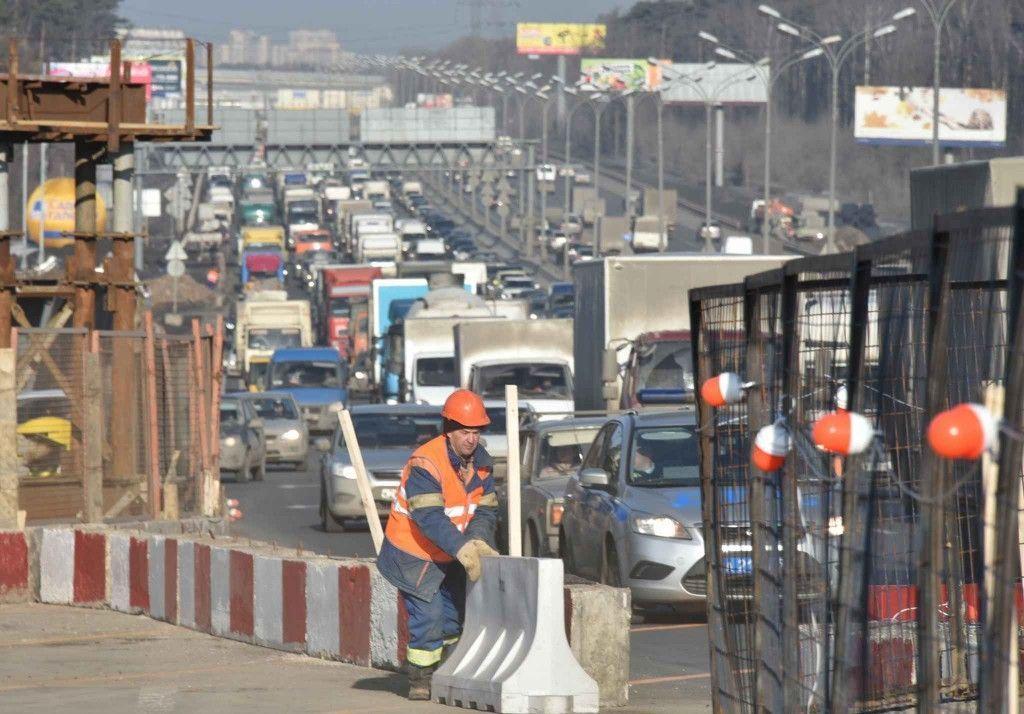 В Новой Москве подсчитали количество автомобильных нарушений за февраль
