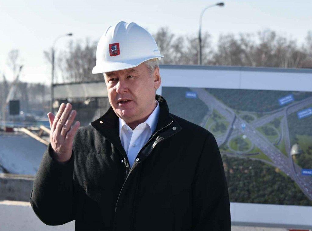 Реконструкция Калужского шоссе на территории Новой Москвы завершится в 2016 году