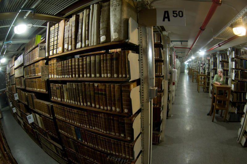 Большой переезд знаменитой библиотеки