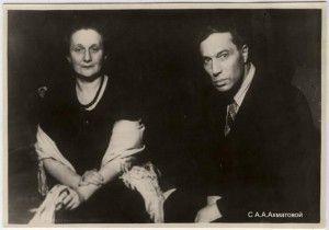 Пастернак и Анна Ахматова часто встречались на его даче