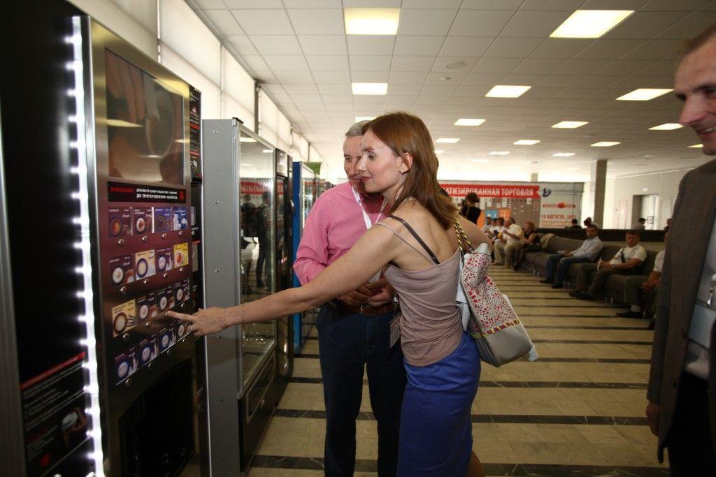 В Москве установят автоматы самообслуживания