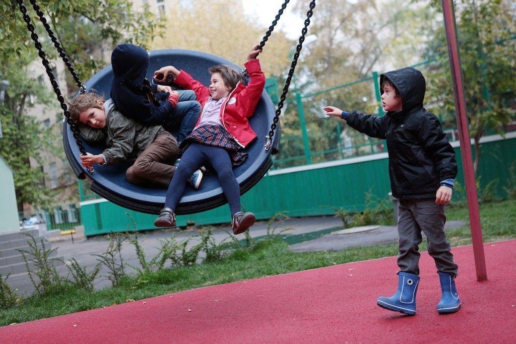Жители поселения Внуковское выбрали инвентарь зоны отдыха через систему «Активный гражданин»