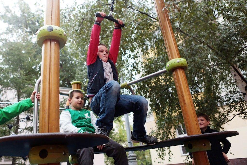 В селе Былово появится детская площадка