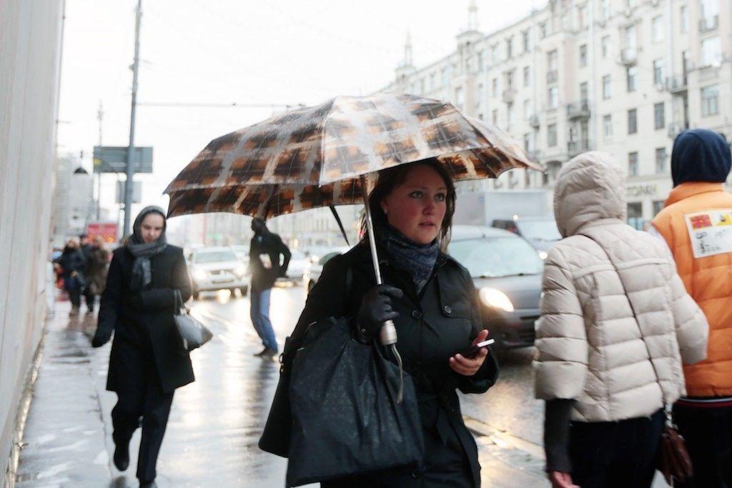 Москвичей ожидает облачная погода 1 января