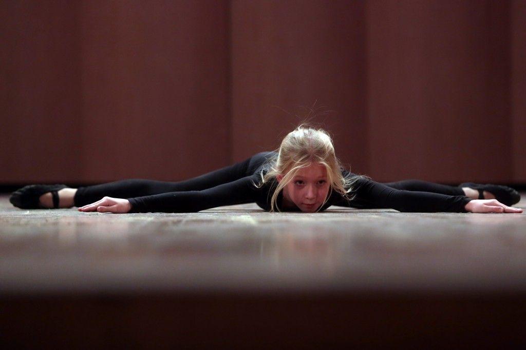 В поселении Рязановское прошел мастер-класс по художественной гимнастике для дошкольников
