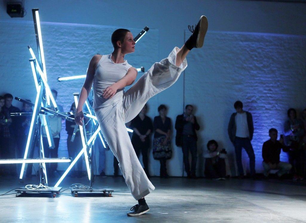 Подростки поселения Рязановское  познакомились с «архитектурой танца»