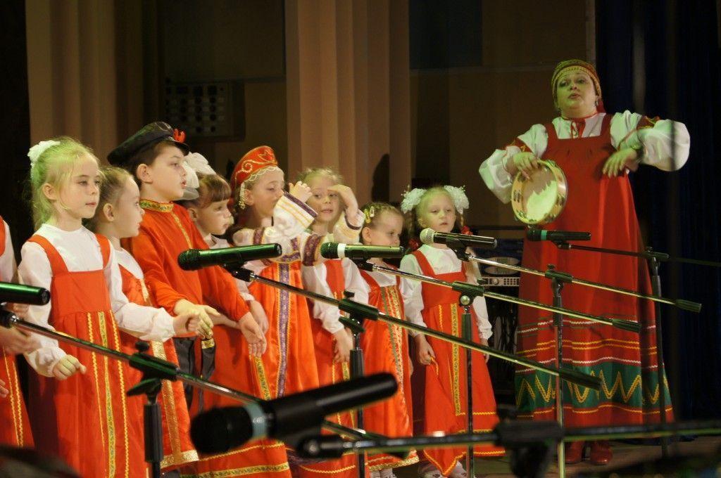 В поселении Рязановское прошел концерт