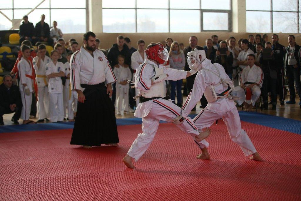 В поселении Первомайское прошел турнир по смешанным единоборствам
