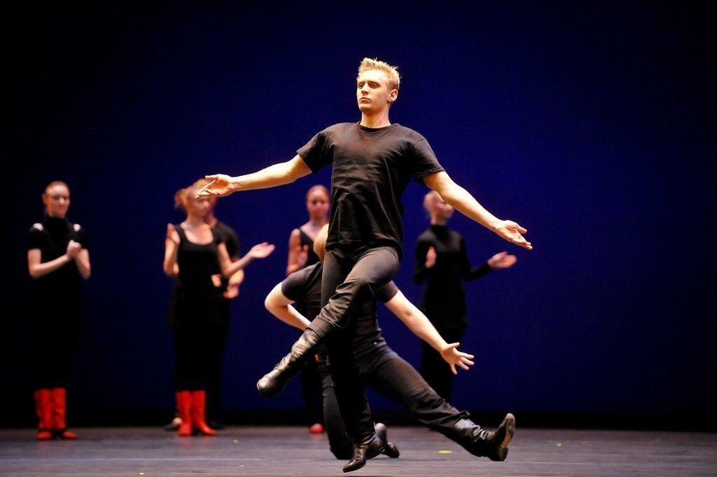 Щербинка присоединилась к проекту «Архитектура танца»