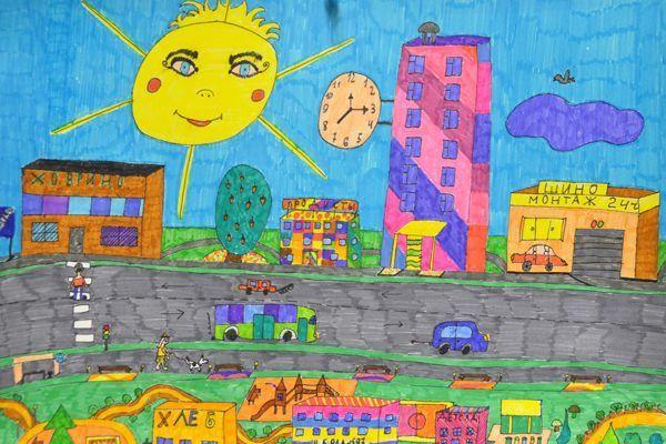 На конкурс «Победа детскими глазами» москвичи прислали более 500 рисунков