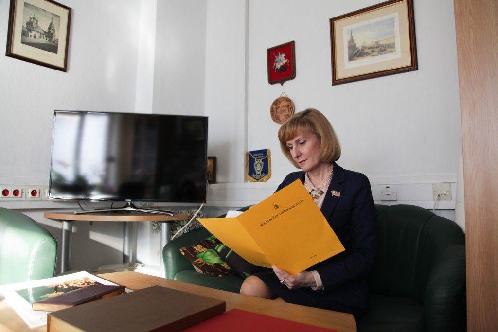 Следить за правопорядком в Москве будет «Единая Россия»