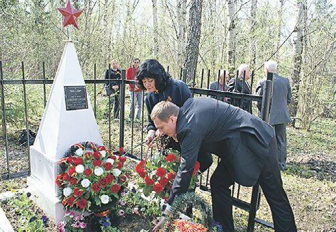 Краеведы нашли родных летчика Николая Бусова