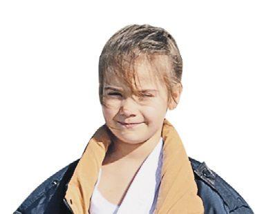 Шестилетняя Лера Мурагина стала чемпионкой России по карате
