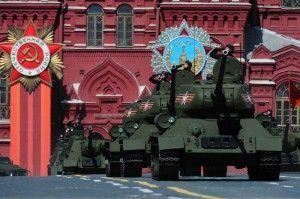 09 Мая 2015День Победы 9 маяПарад на Красной Площади