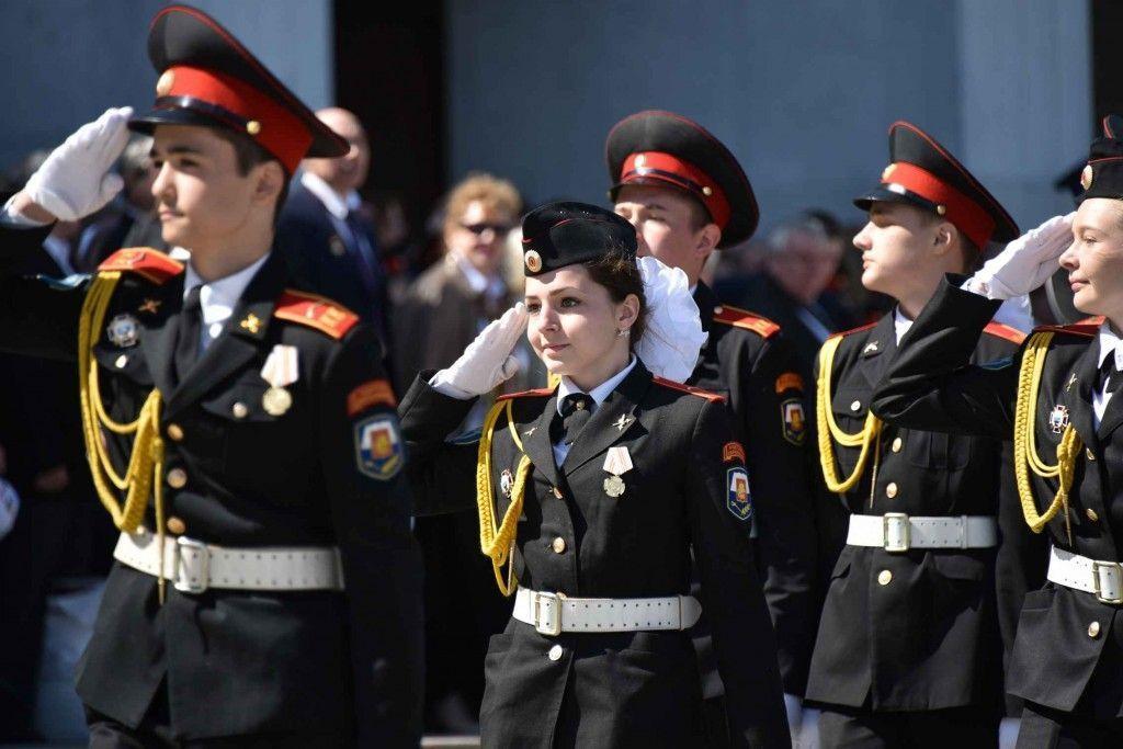 В щербинской школе откроется кадетский класс